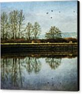 To Stand And Stare - West Coast Art By Jordan Blackstone Canvas Print by Jordan Blackstone