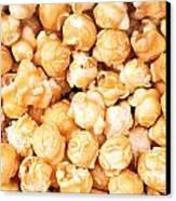 Toffee Popcorn Canvas Print by Jane Rix