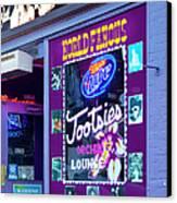 Tootsies Nashville Canvas Print by Brian Jannsen