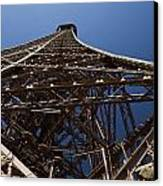 Tour Eiffel 7 Canvas Print by Art Ferrier