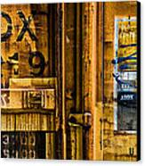 Trainworks.83427 Canvas Print by Gary LaComa