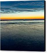 Traverse City Michigan In July Canvas Print by Theodore Michael