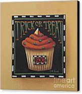Trick Or Treat Canvas Print by Catherine Holman