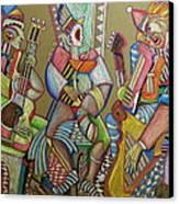 Trio To The Throne Canvas Print by Anatoliy Sivkov