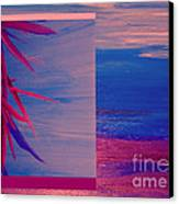 Tropical Sunrise By Jrr Canvas Print by First Star Art
