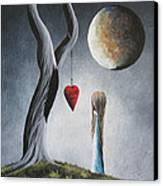 Trust Your Instincts By Shawna Erback Canvas Print by Shawna Erback