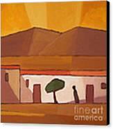 Tunisia Canvas Print by Lutz Baar