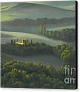 Tuscan Daybreak Canvas Print by Michael Swanson