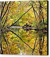 Twins Canvas Print by Frozen in Time Fine Art Photography