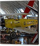 Udvar-hazy Center - Smithsonian National Air And Space Museum Annex - 1212107 Canvas Print by DC Photographer