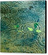 Under The Sea - Featured 3 Canvas Print by Alexander Senin