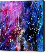 Underwater Galaxy Canvas Print by Terril Heilman