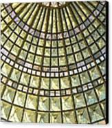 Union Station Skylight Canvas Print by Karyn Robinson