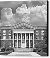 University At Albany Draper Hall Canvas Print by University Icons