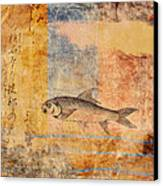 Upstream Canvas Print by Carol Leigh