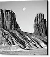 Utah Outback 21 Canvas Print by Mike McGlothlen