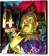 Vaishravana 1 Canvas Print by Lanjee Chee