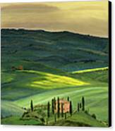 Val D II Canvas Print by Cecilia Brendel
