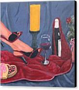 Valentine's Day Canvas Print by Pete Souza