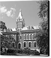 Vanderbilt University Benson Hall Canvas Print by University Icons