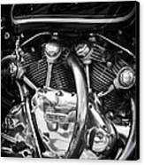 Vincent Engine Canvas Print by Tim Gainey