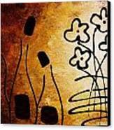 Vini Italiani Famosi Canvas Print by Carmen Guedez