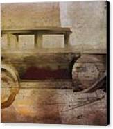 Vintage Buick Canvas Print by David Ridley