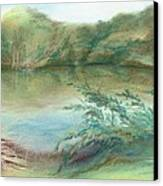 Waccamaw Dreams Canvas Print by MM Anderson