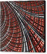 Warp Core Canvas Print by John Edwards