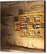Washington National Cathedral - Washington Dc - 0113100 Canvas Print by DC Photographer