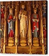 Washington National Cathedral - Washington Dc - 011321 Canvas Print by DC Photographer