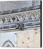 Washington National Cathedral - Washington Dc - 01134 Canvas Print by DC Photographer