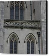 Washington National Cathedral - Washington Dc - 011358 Canvas Print by DC Photographer