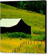 Way Back When Canvas Print by Karen Wiles