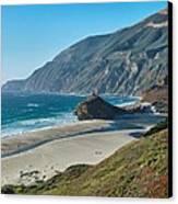 West Coast Serenity Canvas Print by Rob Wilson
