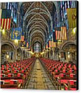 West Point Cadet Chapel Canvas Print by Dan McManus