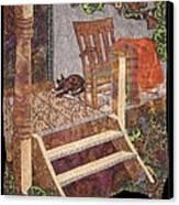What A Time It Was Canvas Print by Carol Bridges