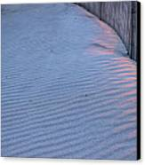 Where The Boardwalk Ends Canvas Print by JC Findley