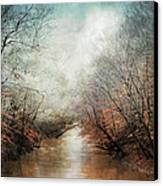 Whisper Of Winter Canvas Print by Jai Johnson