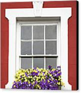 Window And Walls Triptych - Canvas 2 Canvas Print by Natalie Kinnear