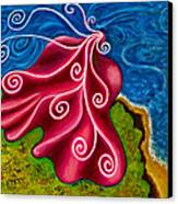 Winds Of Change Canvas Print by Annette Wagner