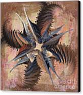 Winds Of Change Canvas Print by Deborah Benoit