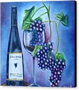 Wine Dance Canvas Print by Ruben Archuleta - Art Gallery