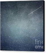 Wish Upon A Star Canvas Print by Violet Gray