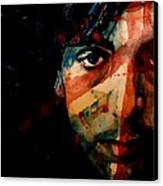 Wish You Were Here Syd Barret Canvas Print by Paul Lovering