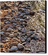 Wolf Creek Upstream Canvas Print by Omaste Witkowski