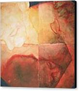 Wound Canvas Print by Graham Dean
