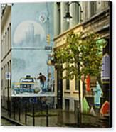 Xiii Canvas Print by Juli Scalzi
