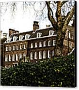 Yeoman Warders Quarters Canvas Print by Christi Kraft