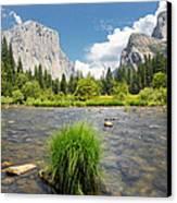 Yosemite Canvas Print by Jerome Obille